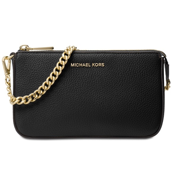 1962d4bf892be0 MICHAEL Michael Kors Bags | Michael Kors Medium Chain Clutch | Poshmark